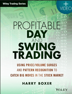 Profitable day and swing trading- Harry Boxer PDF