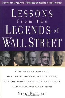 Lessons from the legends of Wall Street PDF