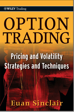Option trading- Pricing and Volatility strategies and Techniques pdf